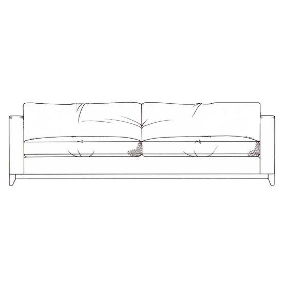 Harris Grand Sofa