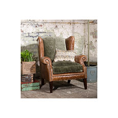 CONSTABLE WING CHAIR