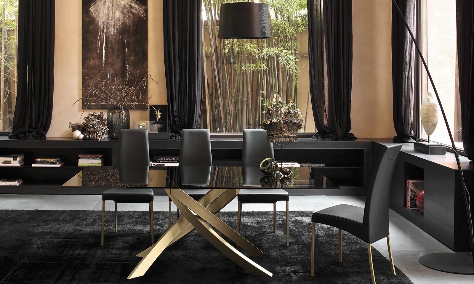 Artistico Table Glass Pic2