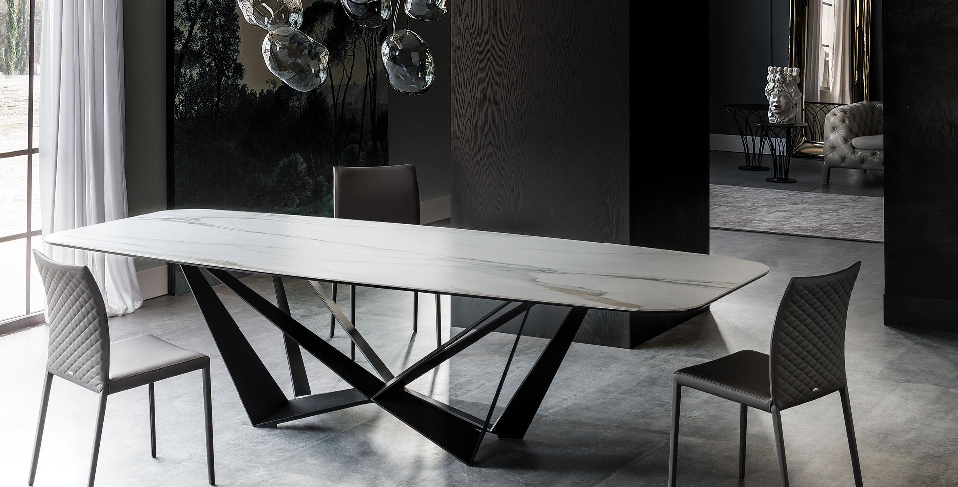 Skorpio Keramik Table Pic4