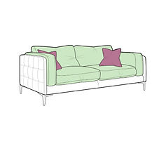 Sloan Small Sofa