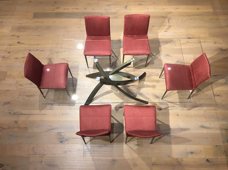 Artistico table & chairs