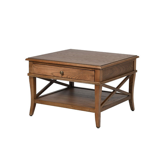 Cobham Side Table with drawer