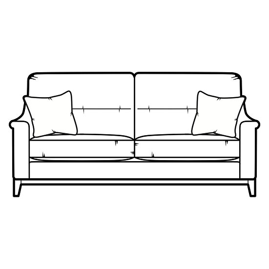 Montana Large 2 Seater Sofa