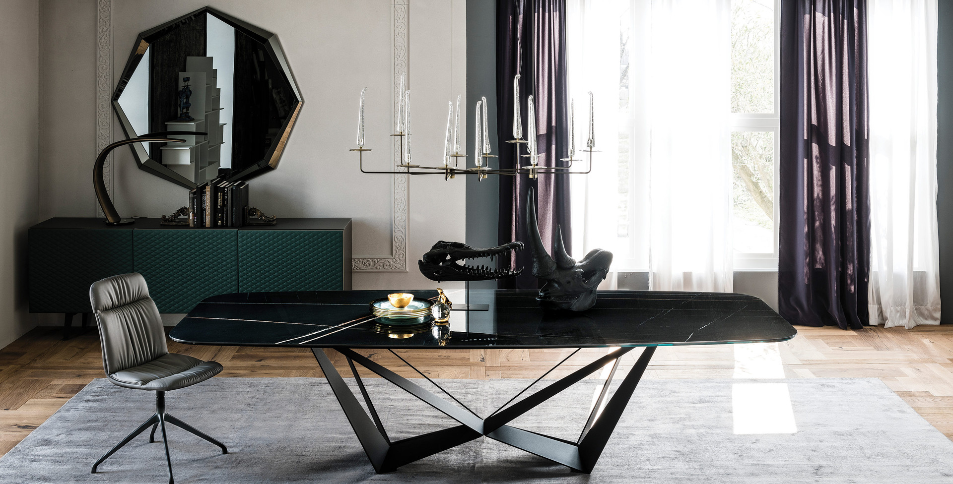 Skorpio Keramik Table Pic15