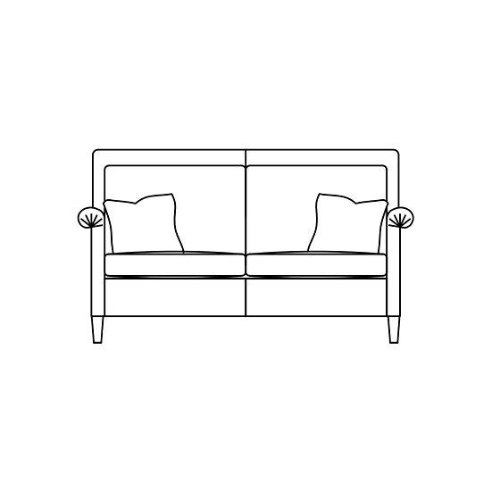 Gabrielle Small Sofa