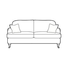 GRIFFEN MEDIUM SOFA