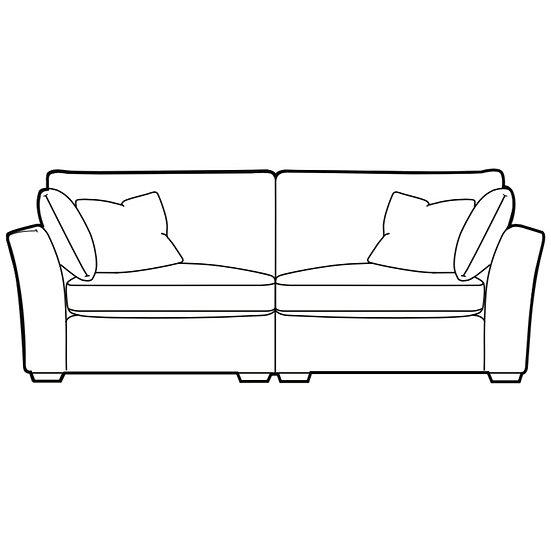Meridien Extra Large Split Sofa