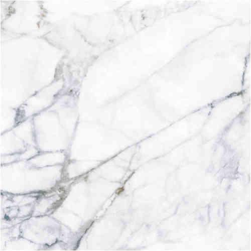 P2C Glossy White Marble Ceramic