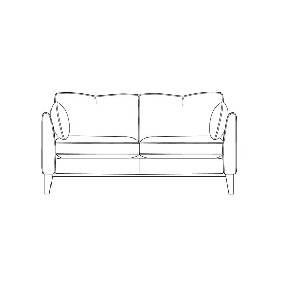 Albion 2 Seater Sofa
