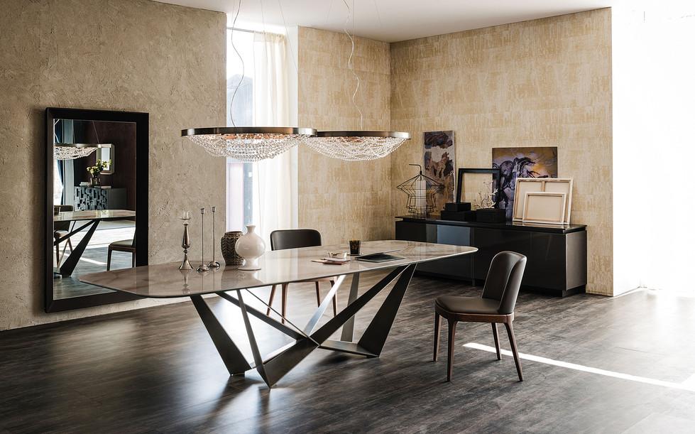 Skorpio Keramik Table Pic7