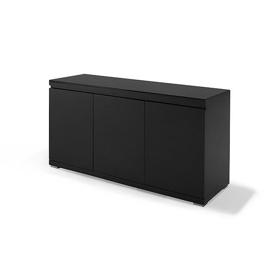 Gordia Black Sideboard
