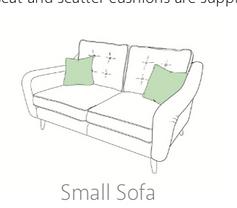 Faye Small Sofa