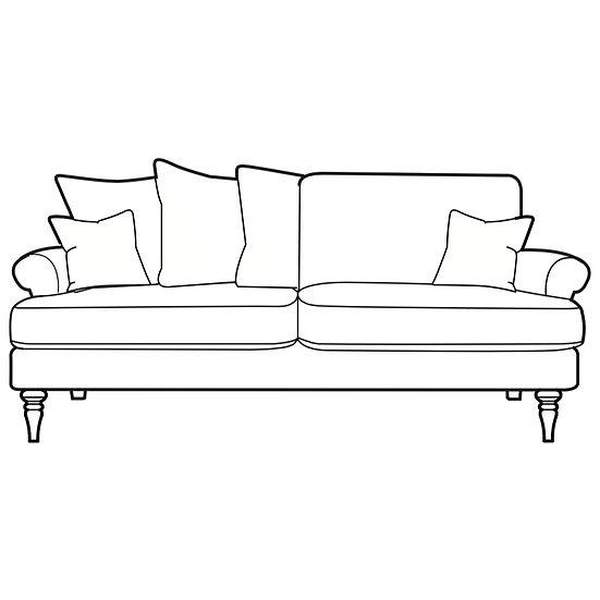 Joslin Extra Large Sofa