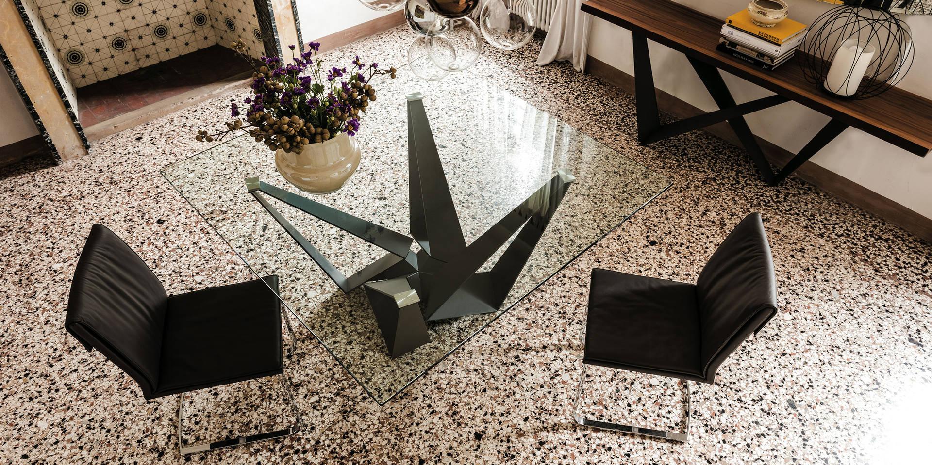 Skorpio Glass Table Pic6
