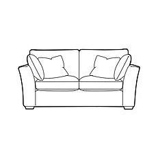 MERIDIEN SMALL SOFA