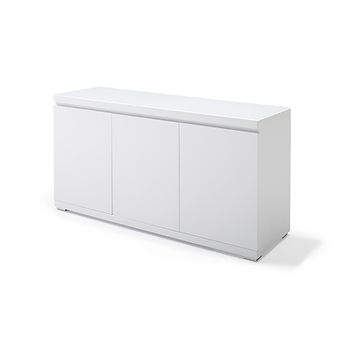 Gordia White Sideboard