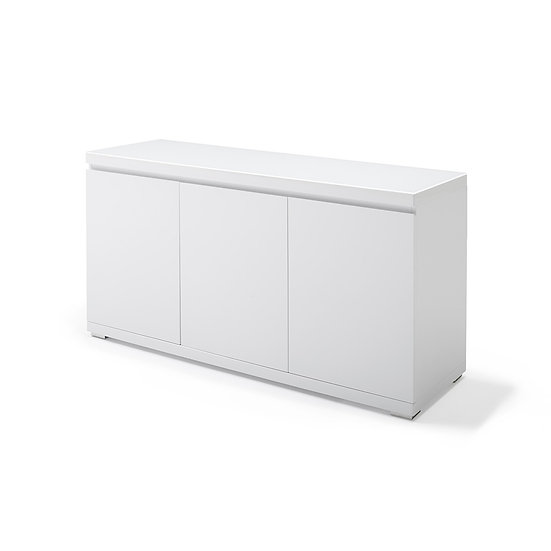 Gordia White Sideboard