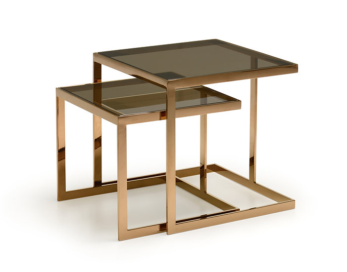 Limoges Nest of Tables