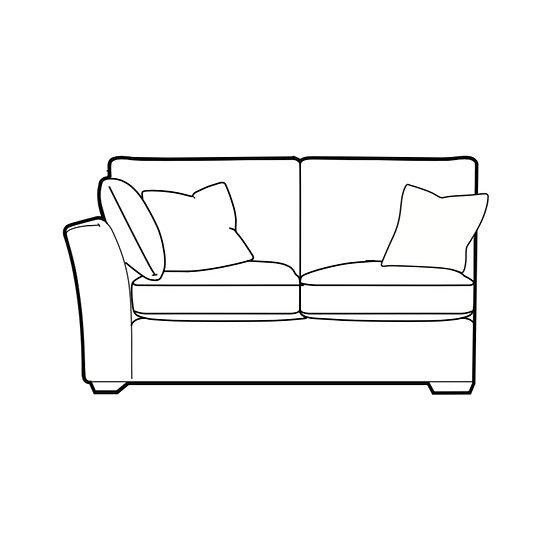 Meridien Compact 2 Seater 1 Arm