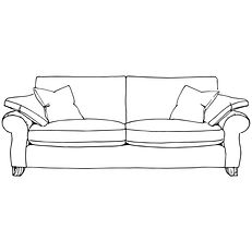 MARBURY EXTRA LARGE SOFA