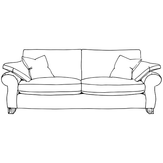 Marbury Extra Large Sofa