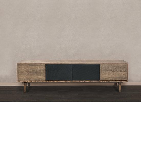Skara TV Unit 200cm with textile