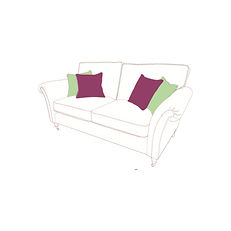 CHATSWORTH XL STANDARD BACK SOFA