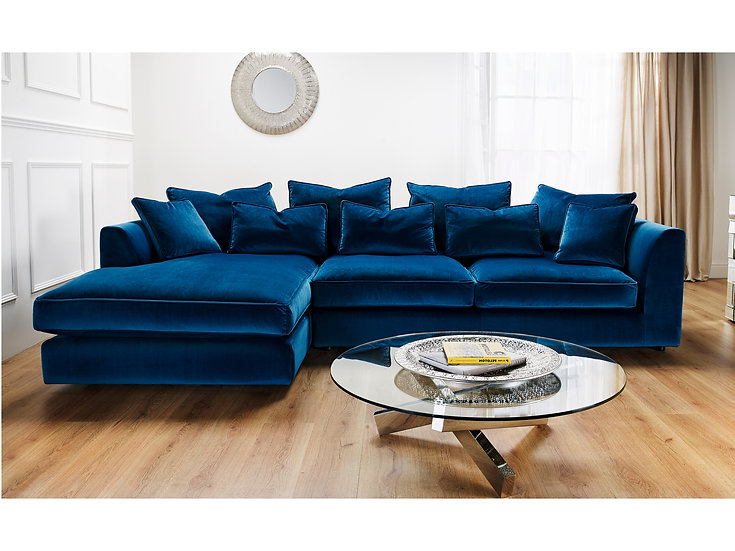 Byron Large Chaise Sofa