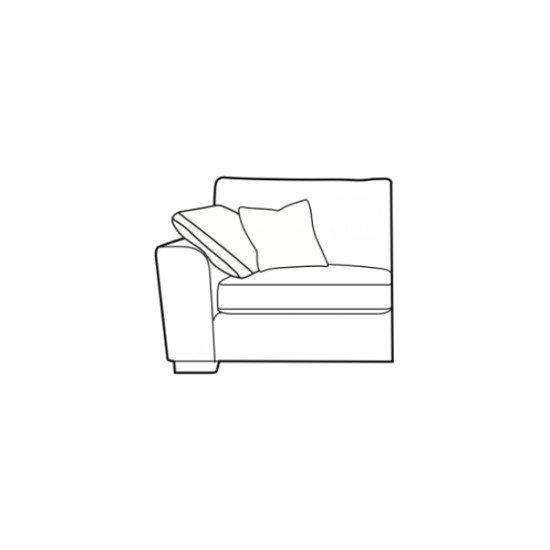 Jena 1 Seater 1 Arm
