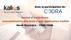Webinar le 19 Octobre « Retour d'expérience :automatisation des tests d'une application mobile »