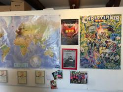 Reception in Christiania