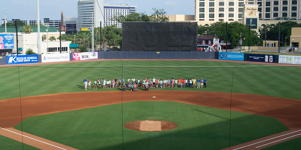 Biloxi Shuckers Baseball Game: Saturday, July 10, 2021 6:35pm