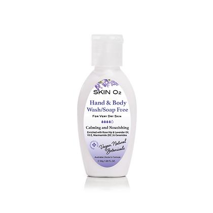 Hand & Body Wash - Very dry skin - 50ml