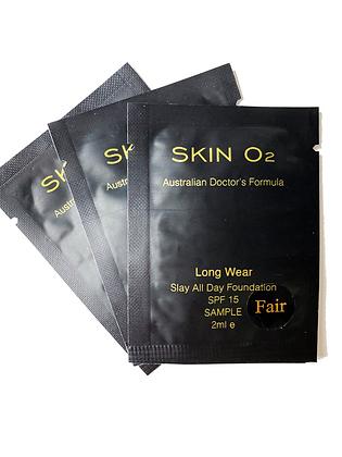 Long Wear Slay All Day Foundation SPF+15 - Fair