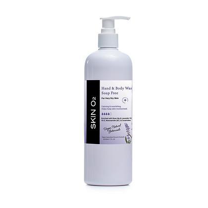 Hand & Body Wash - Very dry skin - 500ml