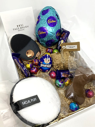 Fresh Skin Milk Chocolate + Mystery Easter Egg Stone Box