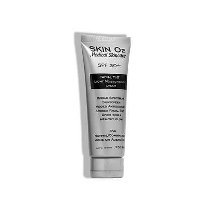 Facial Tint Light Moisturising Cream SPF 30+- All Skin Types