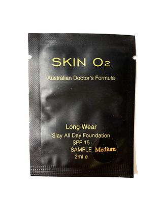 Long Wear Slay All Day Foundation SPF+15 - Medium