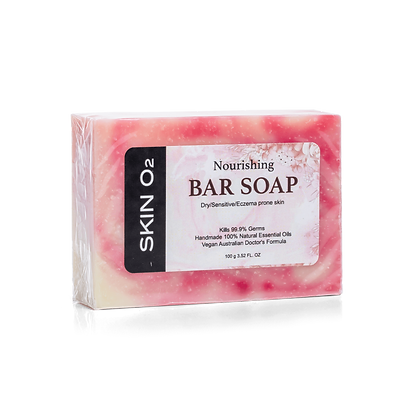 Nourishing Bar Soap - Acne/Dermatitis/Sun-damaged/Dry & Sensitive Skin