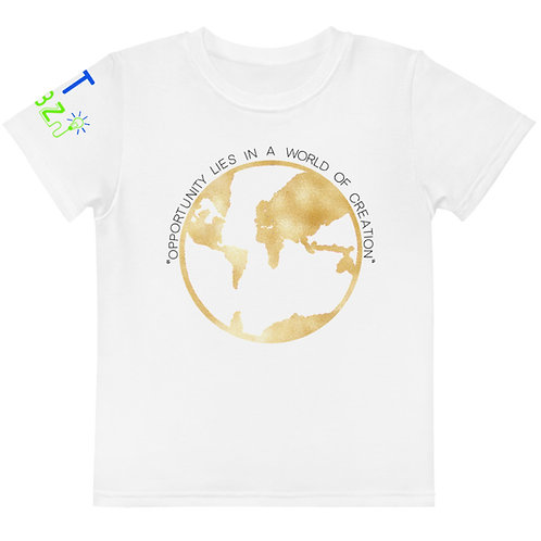 ET Labz- Kids crew neck t-shirt