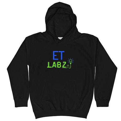 ET Labz - Kids Hoodie