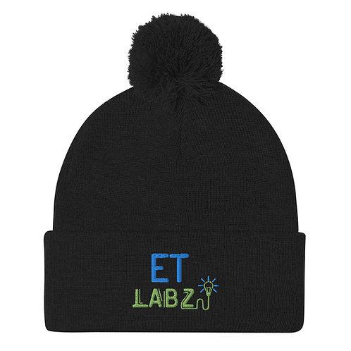 ET Labz - Pom-Pom Beanie