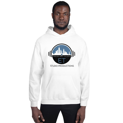 ET Studio Productions Logo & Quote Unisex Hoodie