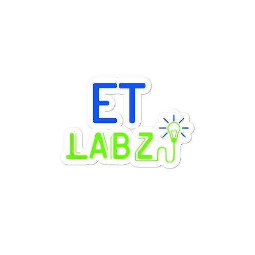 ET Labz - Bubble-free stickers