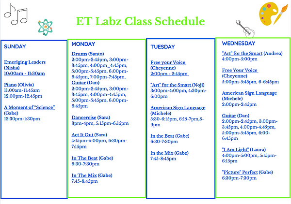 ET Labz Schedule Sunday-Wednesday.png