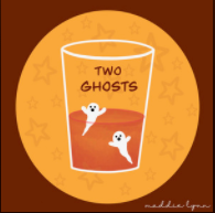 Two Ghosts by Maddie Lynn