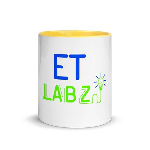 ET Labz - Mug with Color Inside