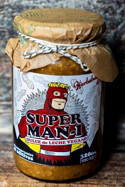 Súper Man-I Dulce de Leche Vegano x 320g