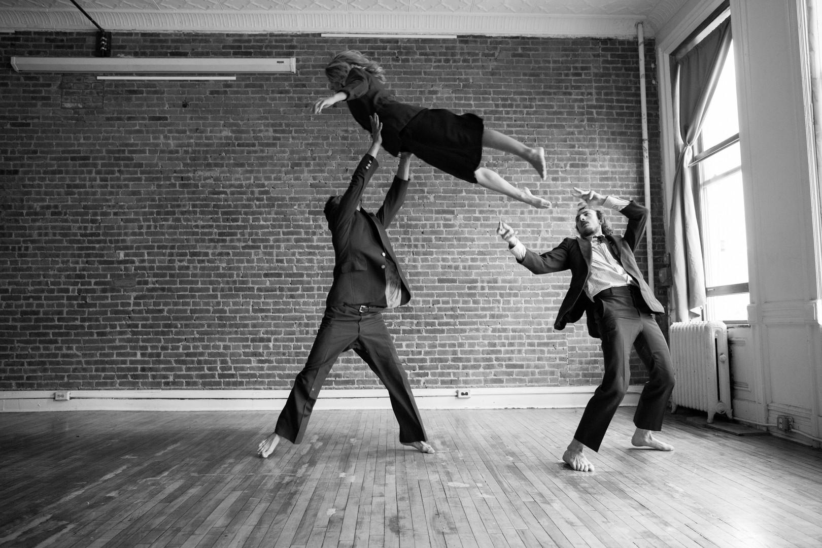VIM VIGOR DANCE COMPANY